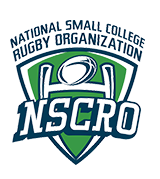 national small college rugby organization logo