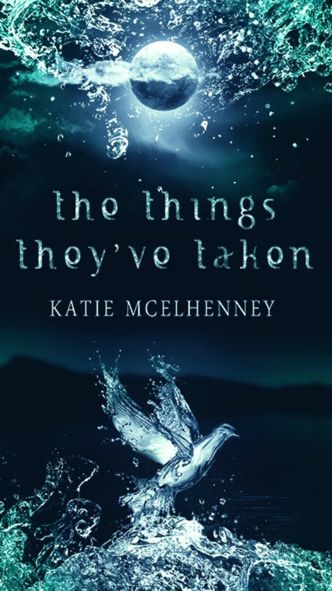 the things they've taken book cover