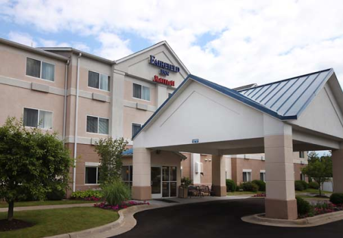 Fairfield Inn, Dickson City