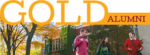 Alumni Gold Giving Campaign